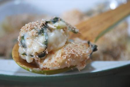 Gratin de navets nouveaux clea cuisine - Comment cuisiner des navets nouveaux ...