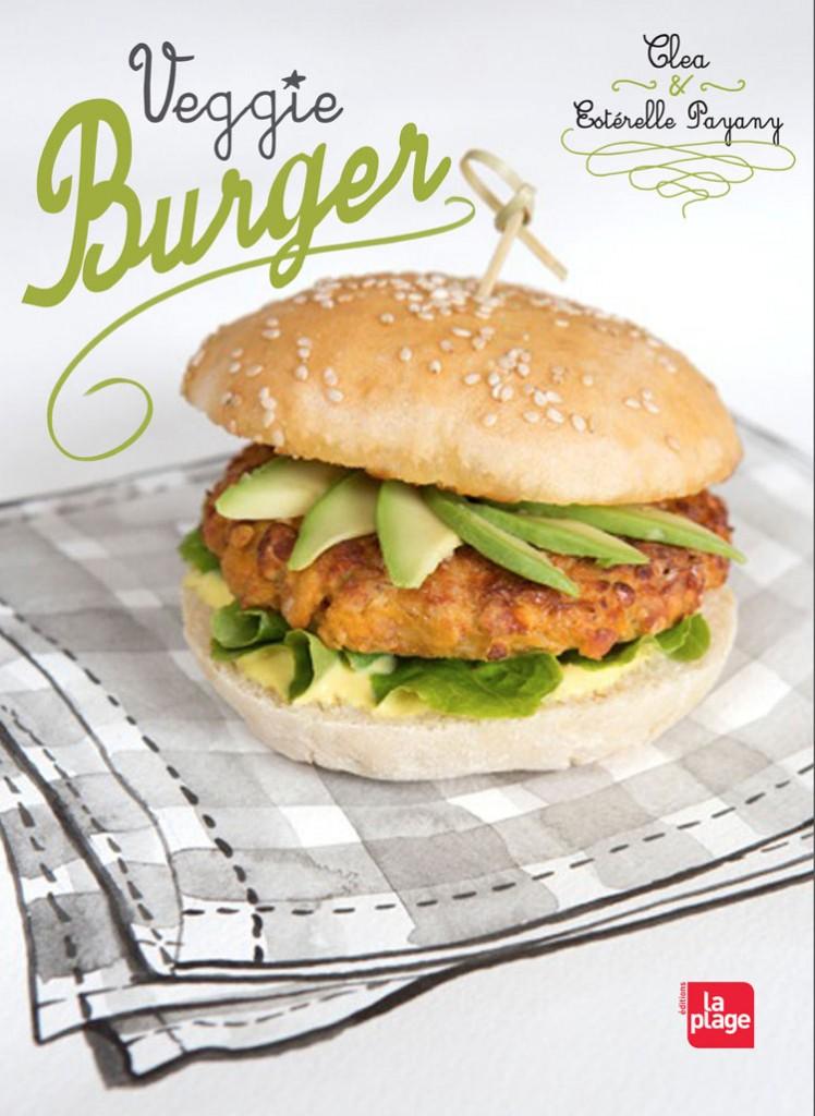 Veggie burger clea cuisine for La cuisine de clea
