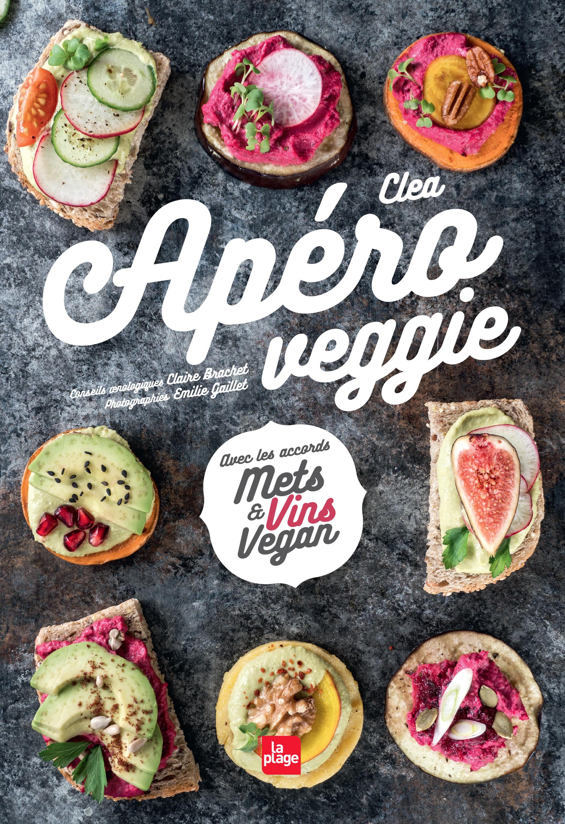 apéro veggie | clea cuisine